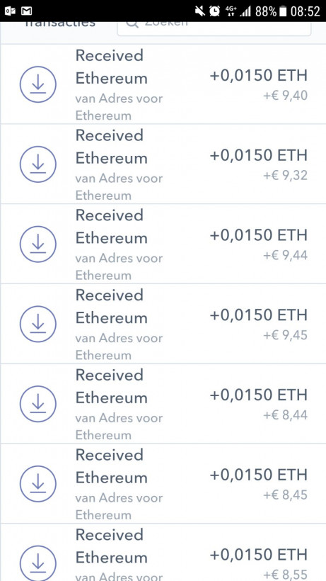 Баг Coinbase позволял получать неограниченное количество Ethereum