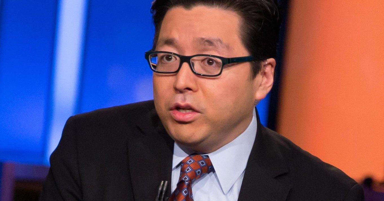Том Ли подтвердил свой прогноз, что цена на биткоин достигнет 25.000 долларов США к концу 2018 года