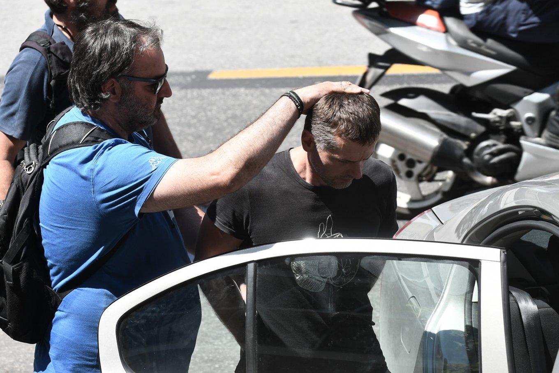 Александр Винник арестован