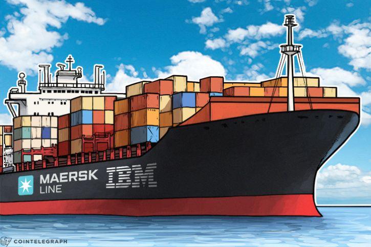 IBM и Maersk запускают совместное логистическое блокчейн-предприятие