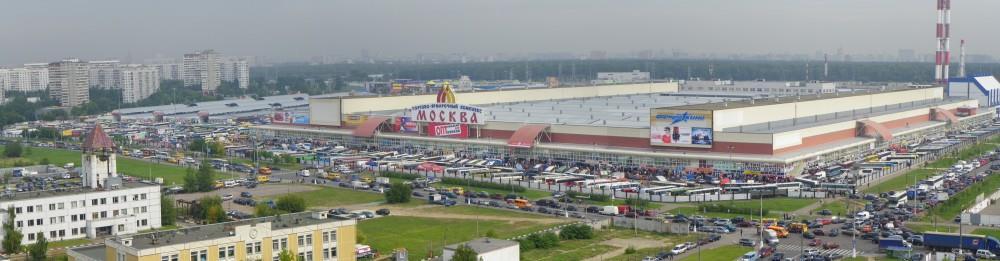 рынок Москва в Люблино