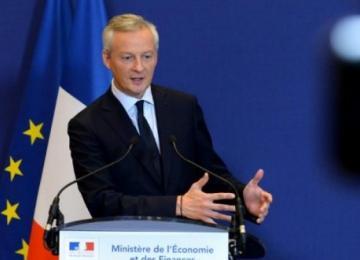 Министр финансов Франции: биткоин вопрос необходимо обсудить на собрании G20
