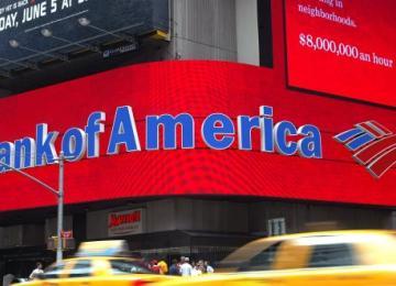 Bank of America считает, что биткоин представляет собой угрозу