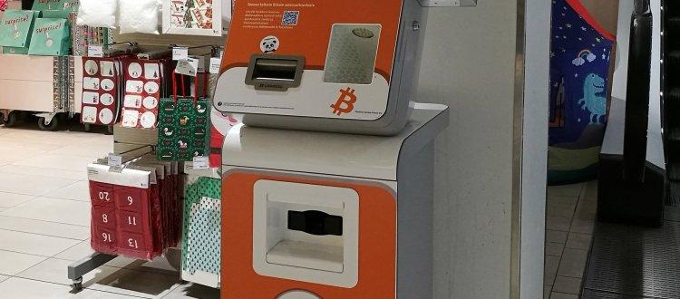 Количество банкоматов для биткоина уже опережает банковские, несмотря на падение цен