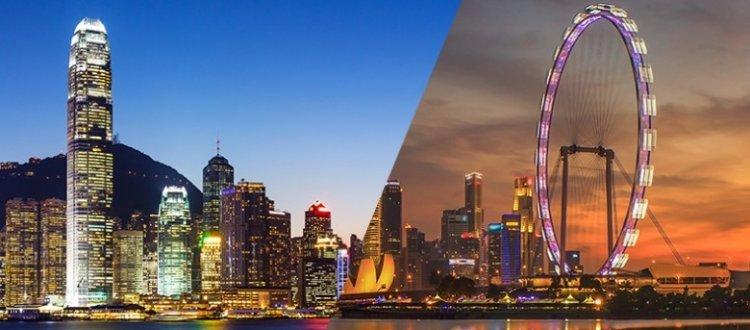 Гонконг и Сингапур приветствуют китайские и южнокорейские ICO